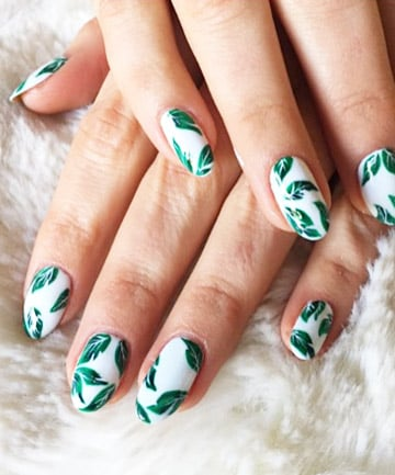 tropical nails 27 cute nail designs you need to copy