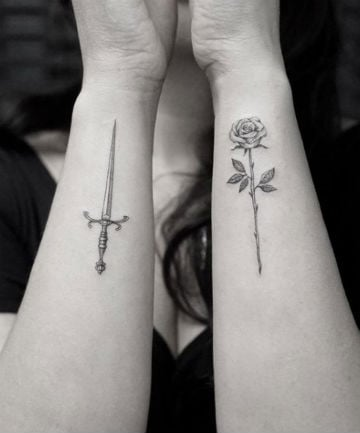 19 Rose Tattoos That Are Totally Unique - (Page 2)