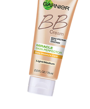Best Drugstore BB Cream: Garnier Skin Renew BB Cream Miracle Skin Perfector, $12.99
