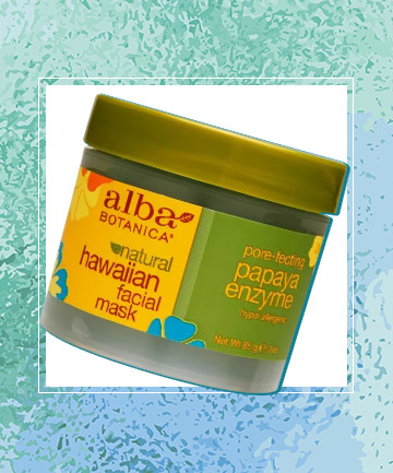 Alba Botanica Hawaiian Face Mask Pore-Perfecting Papaya Enzyme, $14.49