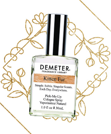 Demeter Kitten Fur Cologne, 1 oz., $16