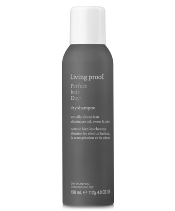 Monday: Living Proof Perfect Hair Day (PhD) Dry Shampoo, $23