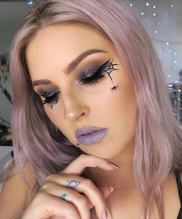 Halloween Makeup Ideas Easy.8 Easy Halloween Makeup Ideas For When You Just Can T Even