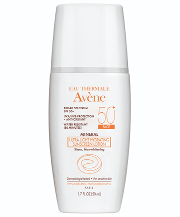 Sensitive Skin Choose Mineral Sunscreens Found The