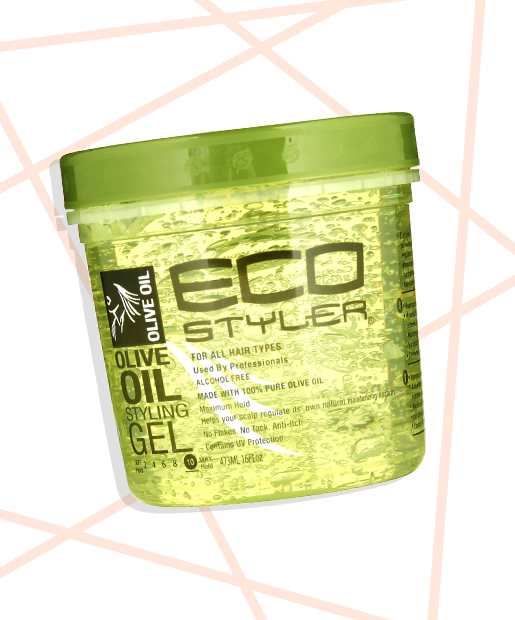 Eco Styler Olive Oil Styling Gel, $4.99