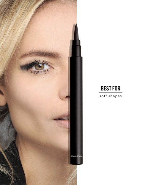 Rounded: CK One Color Eyeliner Marker, $17
