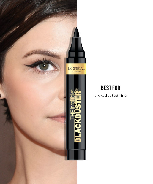 Chubby: L'Oreal The Infallible Blackbuster, $8.99