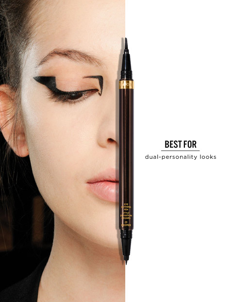 Multitasker: Tom Ford Beauty Eye Defining Pen, $55