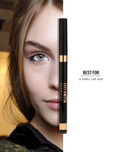 Thin: Kardashian Beauty Deeply Felt Precision Eyeliner, $9.99