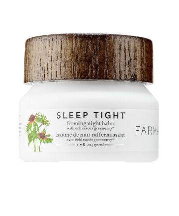 Best Night Cream No. 2: Farmacy Sleep Tight Firming Night Balm, $48