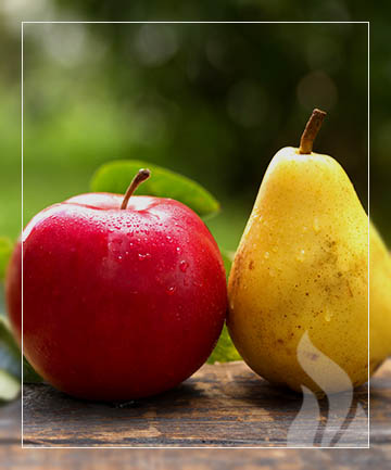 Fat Burning Foods: Apples and Pears