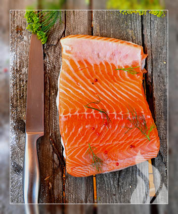 Fat Burning Foods: Salmon