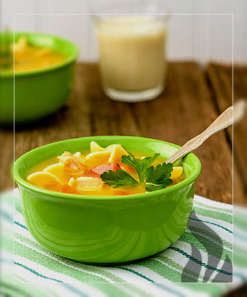 Fat Burning Foods: Soup