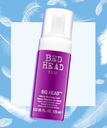 Fine Hair Hack No. 7: Priming Foam Volumizer + Thickening Spray