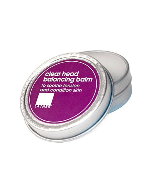 Lather Clear Head Balancing Balm, $9
