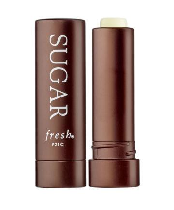 Best Lip Balm No. 13: Fresh Sugar Lip Treatment Sunscreen SPF 15, $24