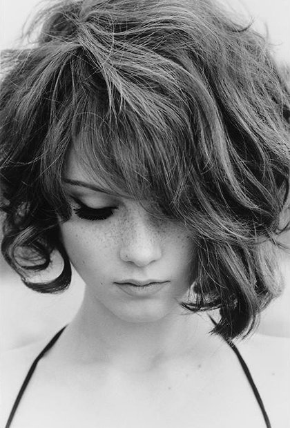Hair Styles For Wavy Frizzy Hair Simple Textured Wavy Bob  8 Gorgeous Hairstyles For Frizzprone Hair .
