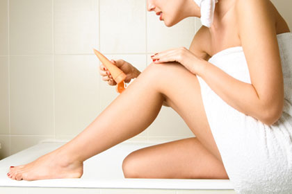 Moisturize, Tricks to Self-Tanning Your Body Like a Pro ...