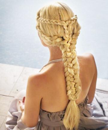 Best 'Game of Thrones' Single Braid