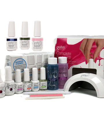 We Rank The Best At Home Gel Manicure Kits For Pro Level Results