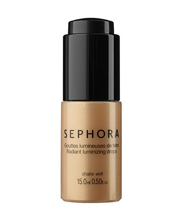 Sephora Collection Radiant Luminizing Drops, $14