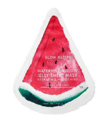 Glow Recipe Watermelon Glow Jelly Sheet Mask, $8