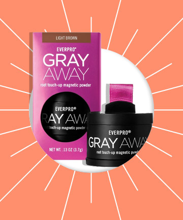 Instant Gray Coverage That's Magnetic