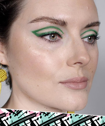 how to create 9 graphic eyeliner looks
