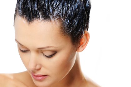 Break This Rule: Always use conditioner after shampoo