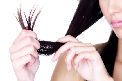 Break This Rule: Always comb hair from the ends up