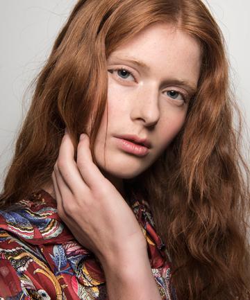 Wavy hair types