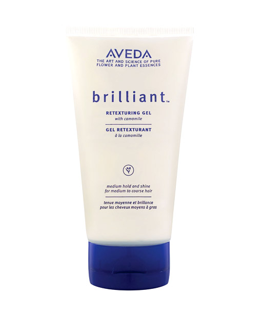 No. 10: Aveda Brilliant Retexturizing Gel, $19