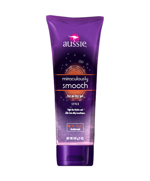No. 13: Aussie Sydney Smooth Tizz No Frizz Gel, $3.99