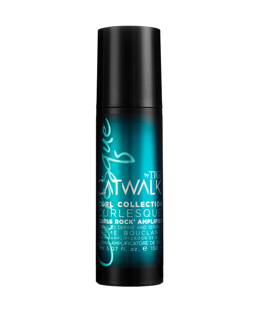 No. 3: TIGI Catwalk Curlesque Curls Rock Amplifier, $17.99