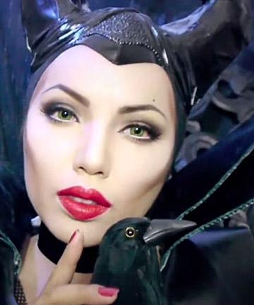 queen maleficent 16 lastminute halloween costumes that