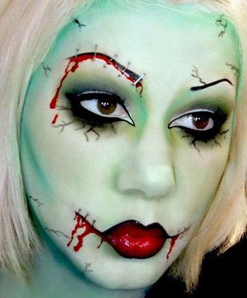 Diy halloween makeup ideas solutioingenieria Image collections