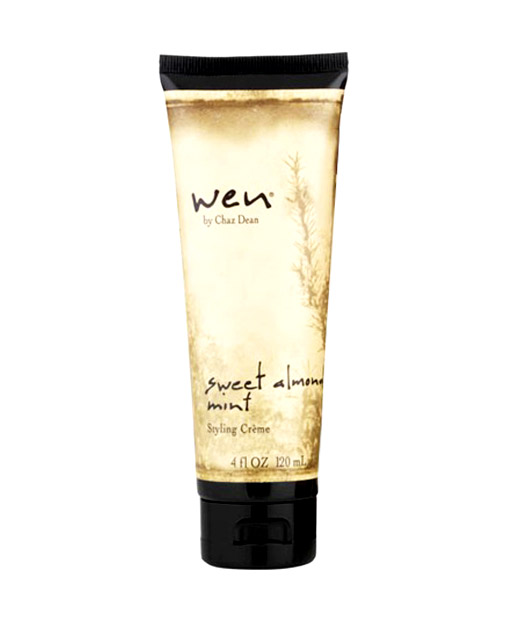 No. 13: Wen Sweet Almond Mint Styling Cream, $24