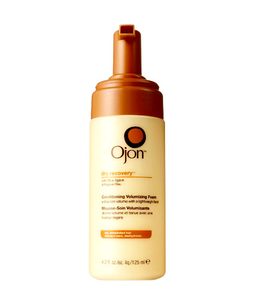 No. 16: Ojon Dry Recovery Conditioning Volumizing Foam, $22