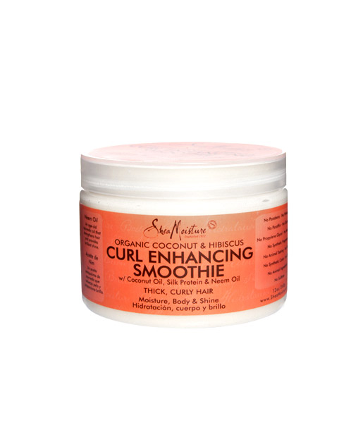 No. 2: Shea Moisture Coconut Hibiscus Curl Hold Smoothie, $9.99
