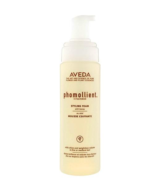 No. 4: Aveda Phomollient Styling Foam, $19