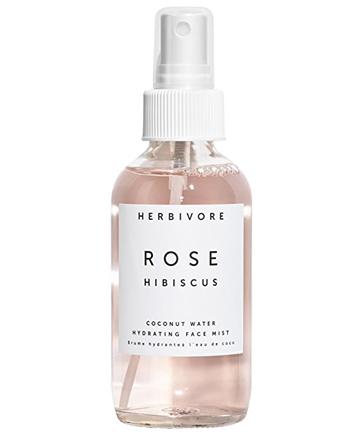 Herbivore Rose Hibiscus Hydrating Face Mist 32 9 Organic Face