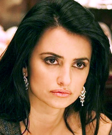 Smoky Eye: Penelope Cruz in 'Noel'