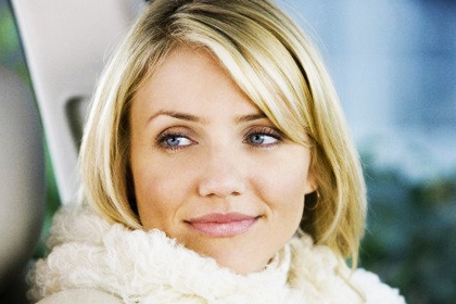 Mistletoe-worthy Lips: Cameron Diaz in 'The Holiday'