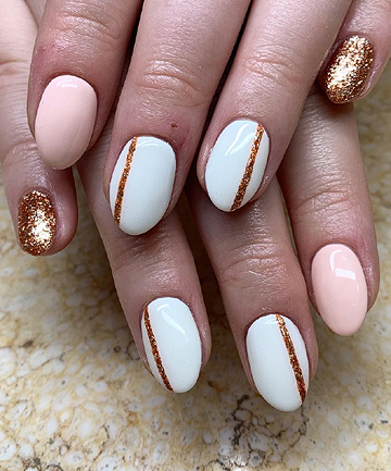 Easy Holiday Nail Art Ideas That Take Seconds to Create