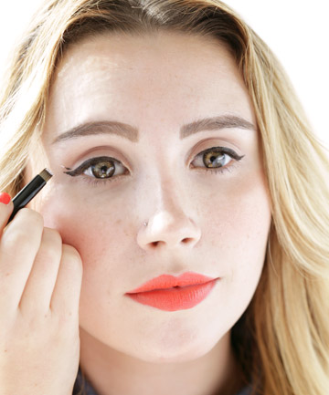 Liquid Eyeliner Tip No. 7: Keep Calm and Clean Up Your Mistakes