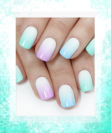How To Do Ombre Gel Nails Without Sponge – Papillon Day Spa