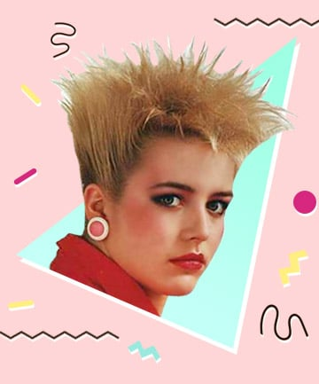 80s Hair -- Photos of Outrageous \'80s Hairstyles