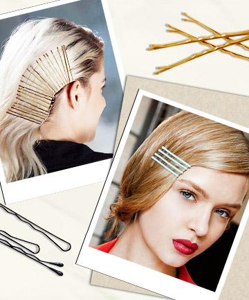 Swell 12 Easy Bobby Pin Hairstyles To Up Your Hair Game Short Hairstyles Gunalazisus