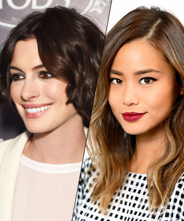 Fall hair colors whether youre looking for a low maintenance upgrade or bold transformation here are the must try hair color trends for fall urmus Image collections