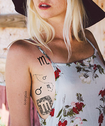 7925aa031 What's the Best Tattoo for Your Zodiac Sign?